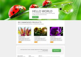 Green Harvest Web Design
