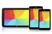 LG va introduce pe pietele Europene noile tablete G Pad